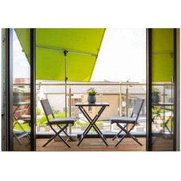 Osłona balkonowa ACTIVE 180X130