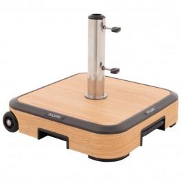 Podstawa Alu Wood Trolley 50 kg