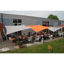 Żagiel Ingenua 4x4 Sunbrella